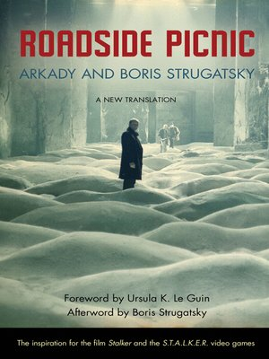 cover image of Roadside Picnic