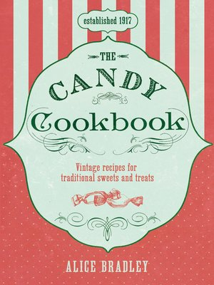 cover image of The Candy Cookbook