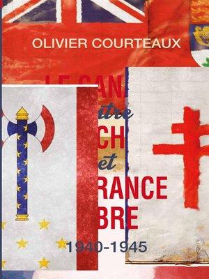cover image of Le Canada entre Vichy et la France libre 1940-1945