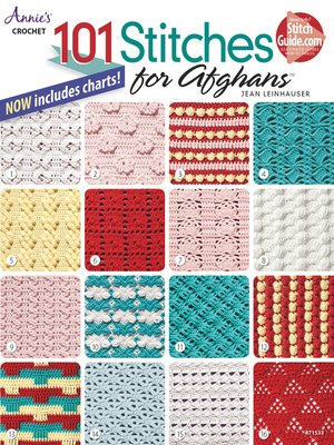 cover image of 101 Stitches for Afghans