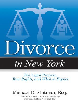 cover image of Divorce in New York
