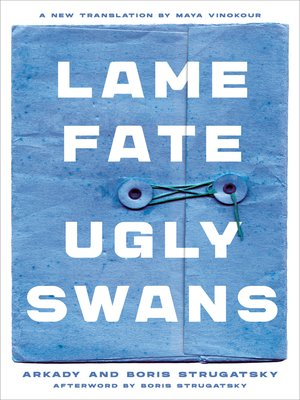 cover image of Lame Fate | Ugly Swans