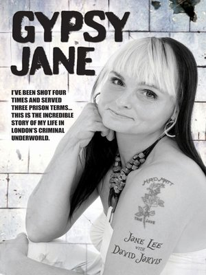 cover image of Gypsy Jane
