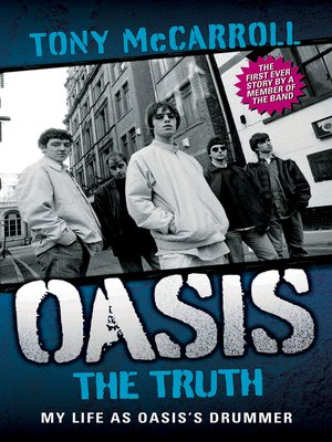 cover image of Oasis:  the Truth