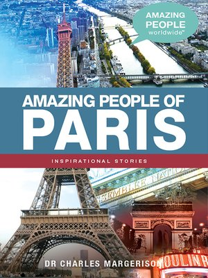 cover image of Amazing People of Paris