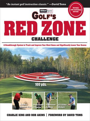 cover image of Golf's Red Zone Challenge