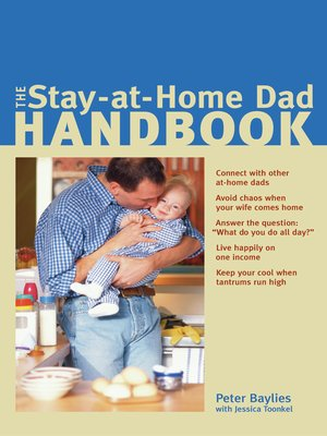 cover image of The Stay-at-Home Dad Handbook