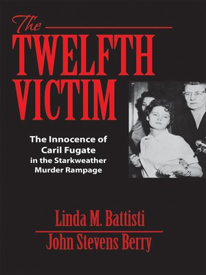 cover image of The Twelfth Victim