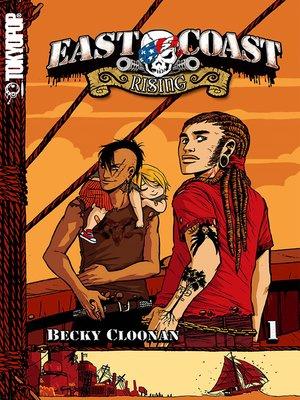 cover image of East Coast Rising Manga