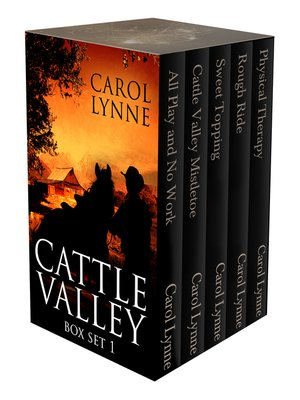 cover image of Cattle Valley Box Set 1