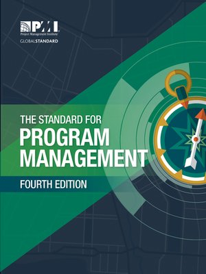 cover image of The Standard for Program Management