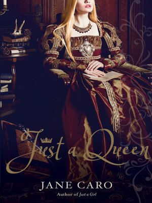 cover image of Just a Queen