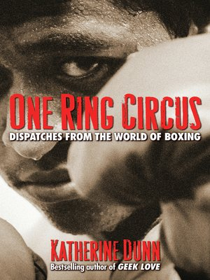 cover image of One Ring Circus
