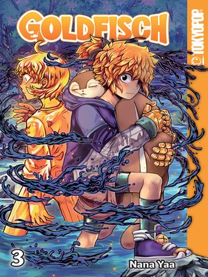 cover image of Goldfisch Manga, Volume 3