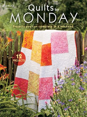 cover image of Quilts by Monday