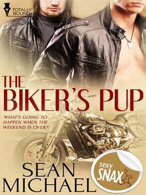 cover image of The Biker's Pup