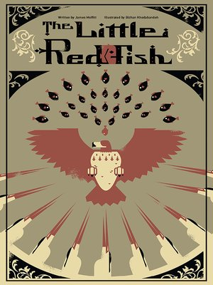cover image of The Little Red Fish