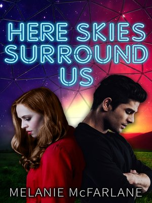 cover image of Here Skies Surround Us