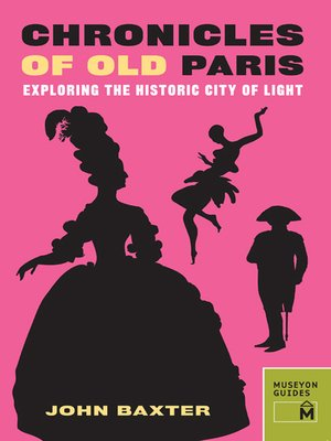 cover image of Chronicles of Old Paris