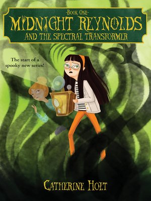 cover image of Midnight Reynolds and the Spectral Transformer
