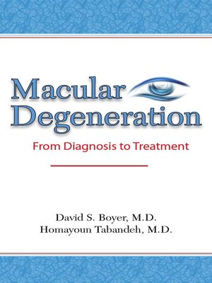 cover image of Macular Degeneration