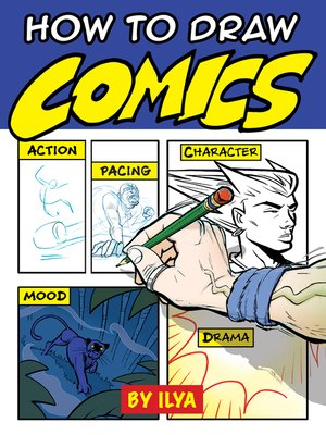 cover image of How to Draw Comics