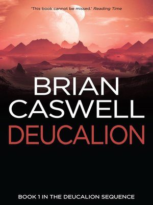 cover image of Deucalion