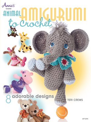 cover image of Animal Amigurumi to Crochet