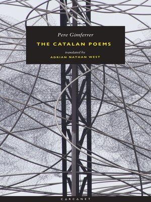 cover image of The Catalan Poems