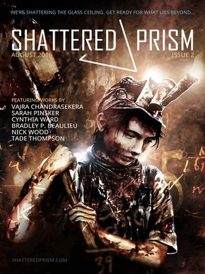 cover image of Shattered Prism, Issue 2