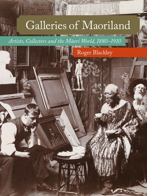 cover image of Galleries of Maoriland
