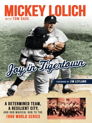 cover image of Joy in Tigertown