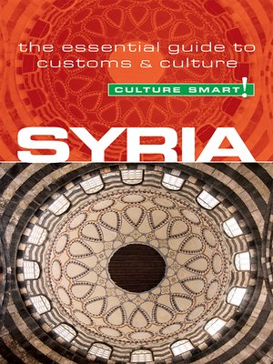 cover image of Syria--Culture Smart!