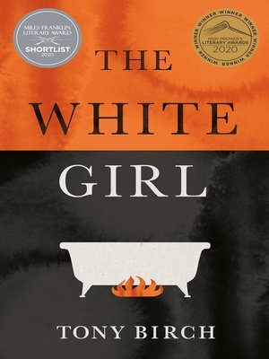 cover image of The White Girl