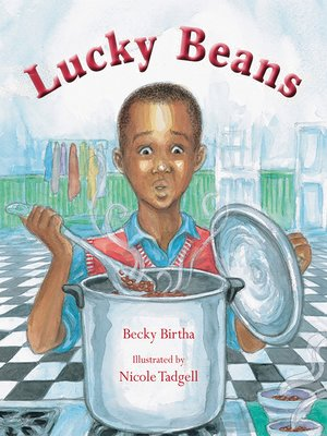 cover image of Lucky Beans