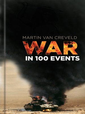 cover image of War in 100 Events