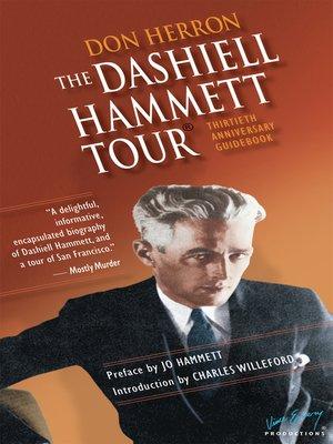 cover image of The Dashiell Hammett Tour