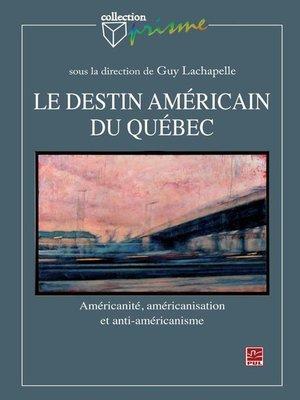 cover image of Dix ans d'études urbaines au Québec