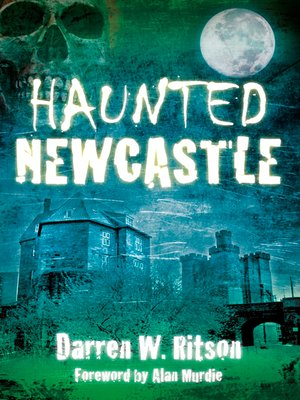 cover image of Haunted Newcastle