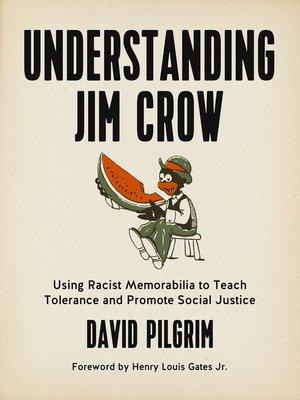 cover image of Understanding Jim Crow