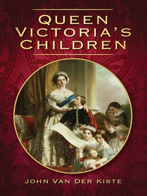cover image of Queen Victoria's Children