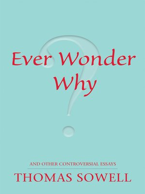 cover image of Ever Wonder Why?