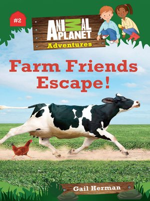 cover image of Farm Friends Escape!
