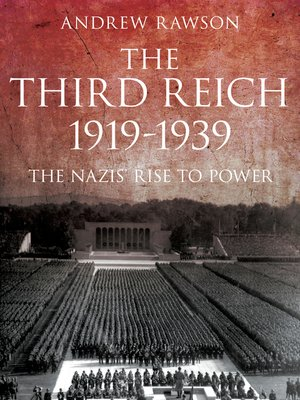 cover image of Third Reich 1919-1939