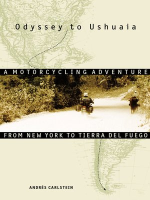 cover image of Odyssey to Ushuaia