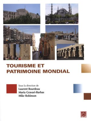 cover image of Tourisme et patrimoine mondial