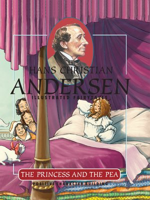 cover image of The Princess and the Pea
