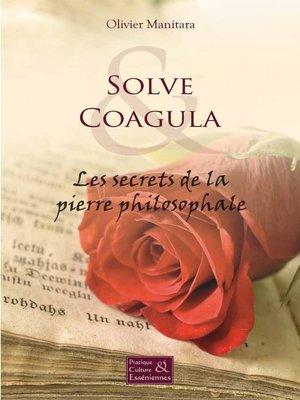 cover image of Solve & coagula