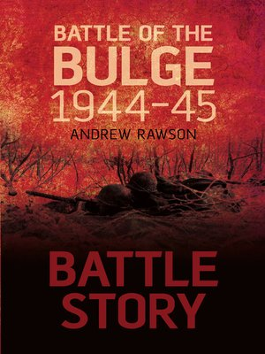 cover image of Bulge 1944-45