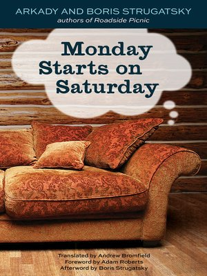 cover image of Monday Starts on Saturday